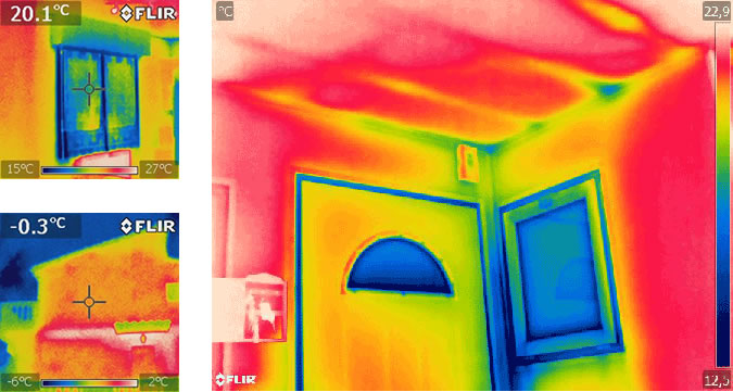 thermographie corse